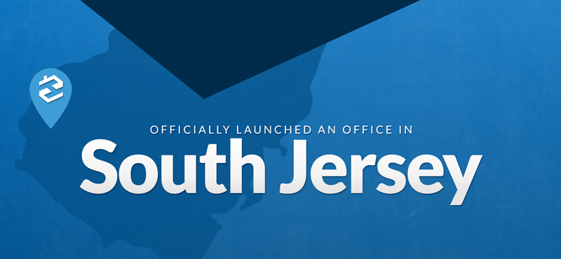 Officially lainched office in South Jersey